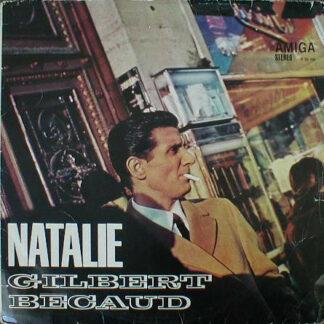 Gilbert Bécaud - Natalie (LP, Comp)