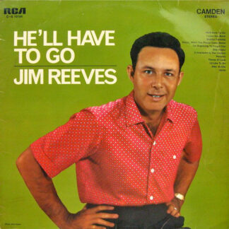 Jim Reeves - He'll Have To Go (LP, Album, RE)