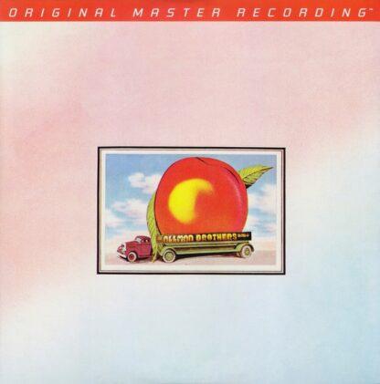 The Allman Brothers Band - Eat A Peach (2xLP, Album, Ltd, Num, RE, RM, 180)
