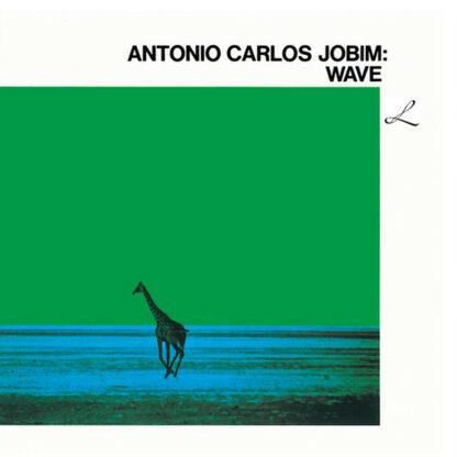 Antonio Carlos Jobim - Wave (LP + CD + Album, RE)