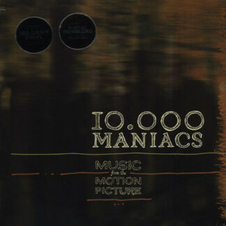 10,000 Maniacs - Music From The Motion Picture (LP, Album, Gat)