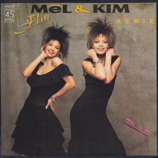 "Mel & Kim - F.L.M. Remix (12"", Maxi, gre)"