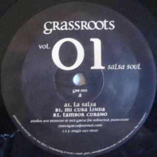 """Rick Garcia - Vol. 01 Salsa Soul (12"""")"""