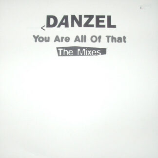 """Danzel - You Are All Of That (The Mixes) (12"""", Promo)"""