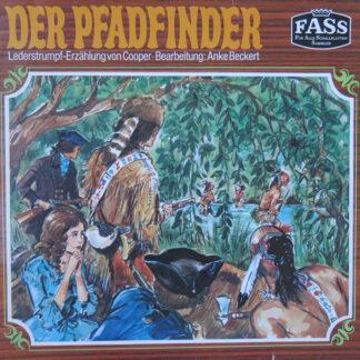 James F. Cooper* - Der Pfadfinder (LP)