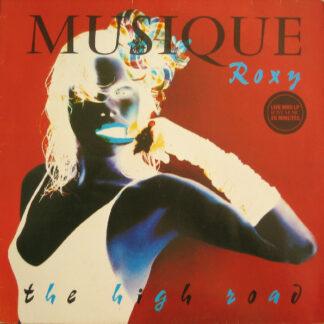 Roxy Music - The High Road (LP, MiniAlbum)