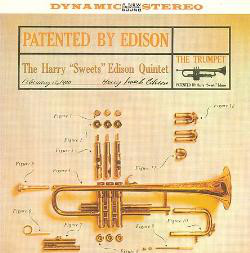 "The Harry ""Sweets"" Edison Quintet - Patented By Edison (LP, Album)"