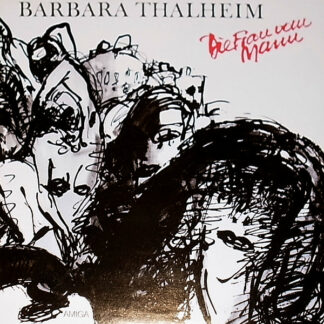 Barbara Thalheim - Die Frau Vom Mann (LP, Album, Blu)