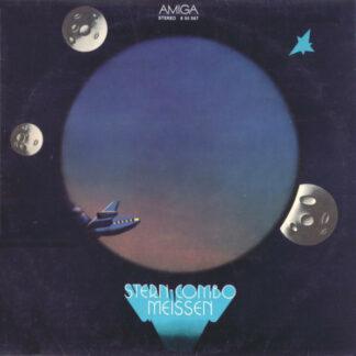 Stern-Combo Meissen* - Stern-Combo Meissen (LP, Album, Red)