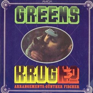 Manfred Krug / Günther Fischer-Quintett - No. 3: Greens (LP, Album, RP, Cas)