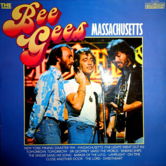 The Bee Gees* - Massachusetts (LP, Comp, RE)