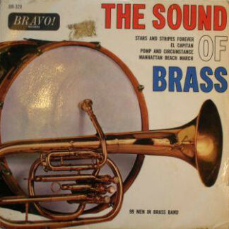 """99 Men In Brass Band* - The Sound Of Brass (7"""", EP)"""