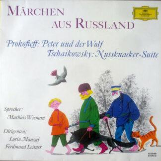 Prokofieff*, Tschaikowsky* - Märchen Aus Russland (LP, RE)