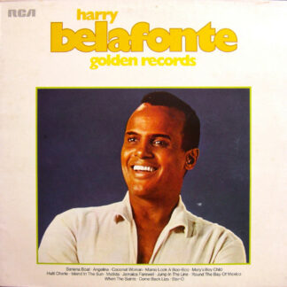 Harry Belafonte - Golden Records - Die Grossen Erfolge (LP, Comp, RE)