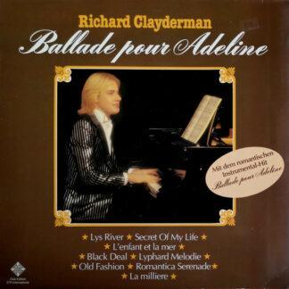 Richard Clayderman - Ballade Pour Adeline (LP, Album)