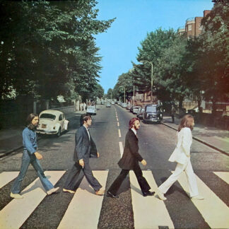 The Beatles - Abbey Road (LP, Album)
