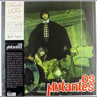 Os Mutantes - Os Mutantes (LP, Album, RE + CD, Album, RE)
