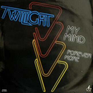 """Twilight (4) - My Mind / Forever More (12"""")"""