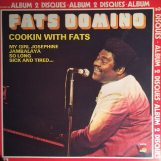 Fats Domino - Cookin With Fats (2xLP, Comp)