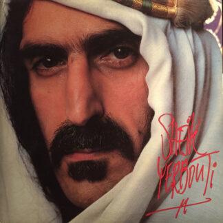 Frank Zappa - Sheik Yerbouti (2xLP, Album, Aut)