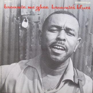 Brownie McGhee - Brownie's Blues (LP, Album, RE)