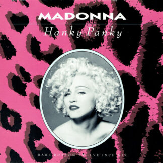 "Madonna - Hanky Panky (12"", Single)"