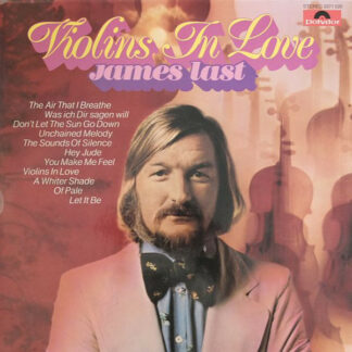James Last - Violins In Love (LP, Album)