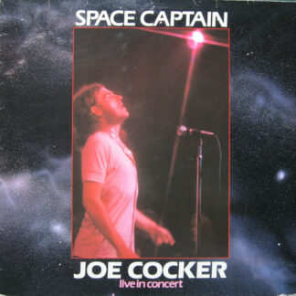 Joe Cocker - Space Captain (LP, Comp)