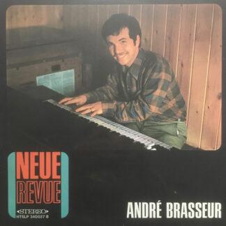 André Brasseur - Multi Sound Organ (LP)