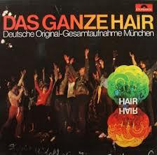 """""""Haare"""" Ensemble - Das Ganze Hair - Hair - Haare (2xLP, Album, Box)"""
