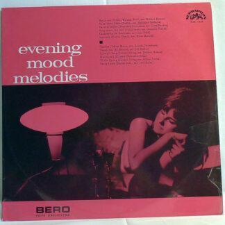 BERO Pops Orchestra* - Evening Mood Melodies (LP, Album, Mono)