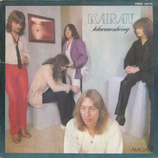 Karat - Schwanenkönig (LP, Album, Red)