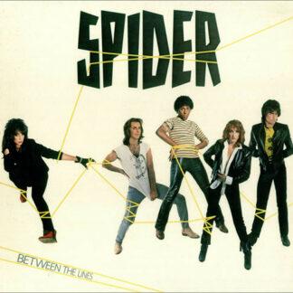 Spider (12) - Between The Lines (LP, Album)