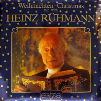 Heinz Rühmann - Weihnachten Mit Heinz Rühmann (LP, Album)