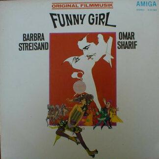Jule Styne - Funny Girl (Original Filmmusik) (LP, Album)