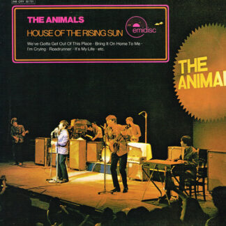 The Animals - House Of The Rising Sun (LP, Comp, RE)