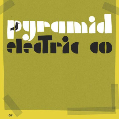 Jason Molina - Pyramid Electric Co (LP, Album, RE)
