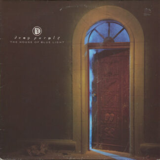 Deep Purple - The House Of Blue Light (LP, Album, Han)