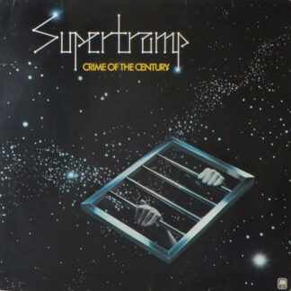 Supertramp - Crime Of The Century (LP, Album, RE)