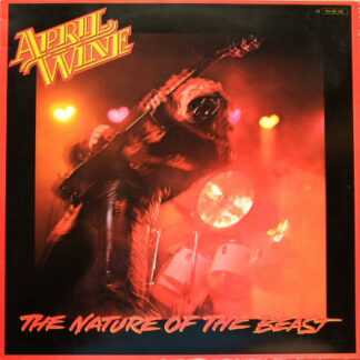 April Wine - The Nature Of The Beast (LP, Album)