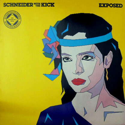 Schneider* With The Kick (2) - Exposed (LP, Album)