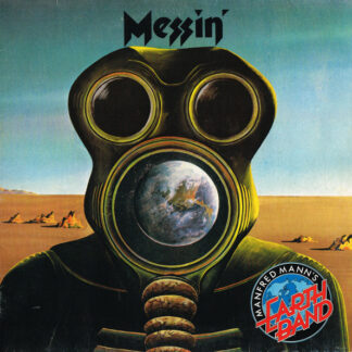 Manfred Mann's Earth Band - Messin' (LP, Album, RE, Gat)