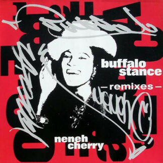 "Neneh Cherry - Buffalo Stance (Remixes) (12"")"