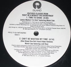 """Various - Featured Flavors From """"Don't Be A Menace"""" The Soundtrack (12"""", Smplr)"""