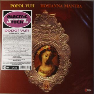Popol Vuh - In Den Gärten Pharaos (LP, Album, RE)