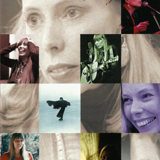 Joni Mitchell - Woman Of Heart And Mind (A Life Story) (DVD-V, PAL)