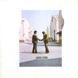 Pink Floyd - Wish You Were Here (LP, Album, Thi)