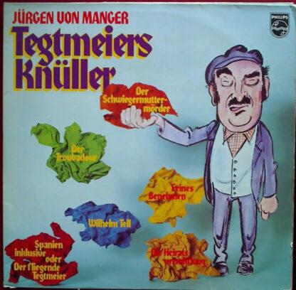 Jürgen von Manger - Tegtmeiers Knüller (2xLP, Gat)