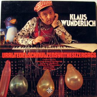 Klaus Wunderlich - Uraltedelschnulzensynthesizergags (LP, Album, RE)