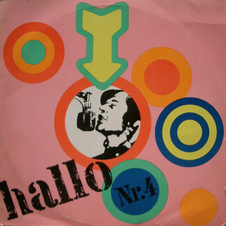 Various - Hallo Nr. 3 (LP, Comp)